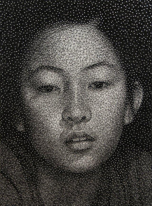 Необычные портреты