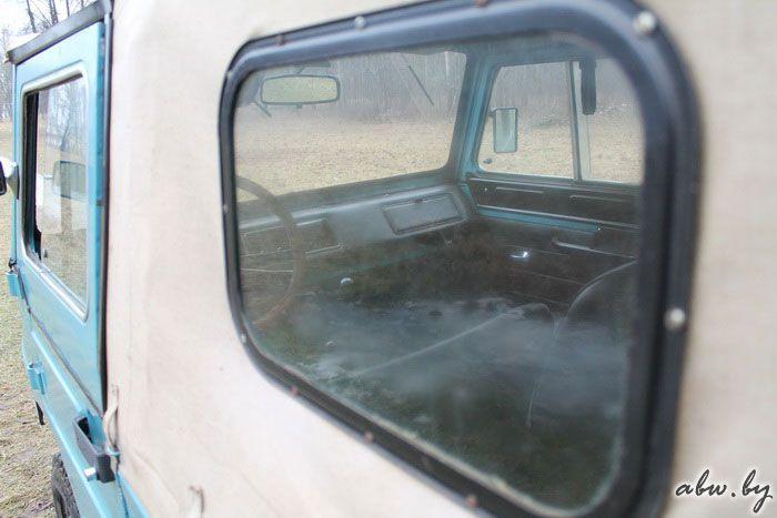 ЛуАЗ-969М 1982 года выпуска
