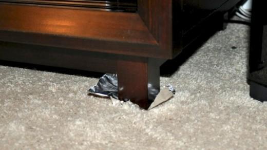 Аллюминевая фольга для мебели