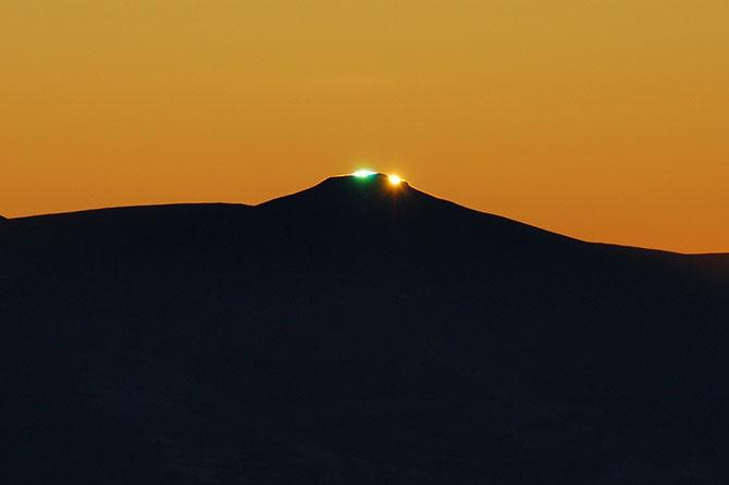 8 крутых солнечных явлений