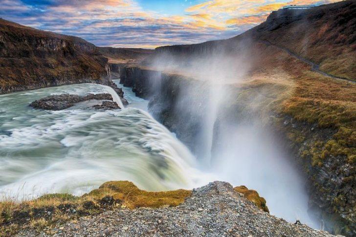 Фантастически прекрасные водопады