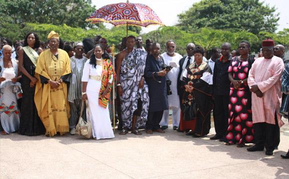Панафриканский фестиваль (Panafest)