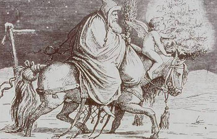 Кнехт Рупрехт.