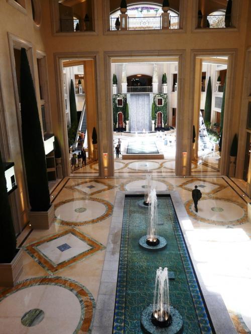 Венецианское казино в Лас-Вегасе. Удивительные отели мира. Фото