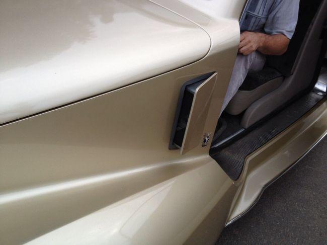 Перерождение раритетного авто ГАЗ-11-73