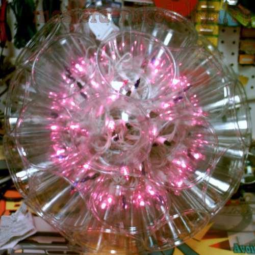 Как сделать новогодние шары из пластиковых бутылок