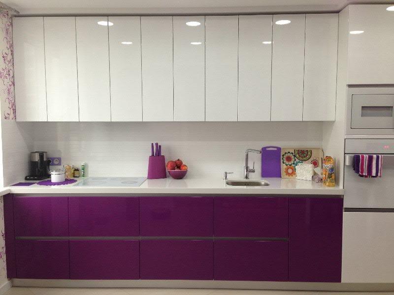 Дизайн прямых кухонь фото