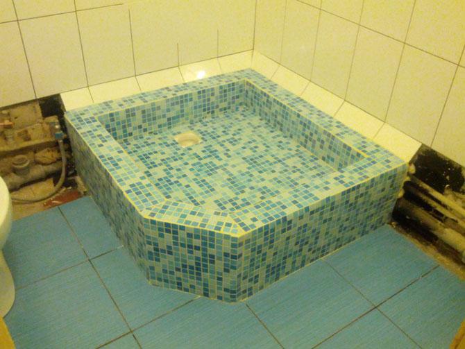 Душ своими руками в ванне