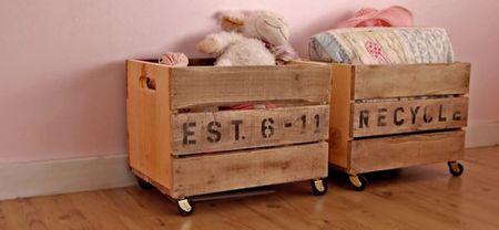 Где хранить игрушки в детской? 8 отличных идей фото 7