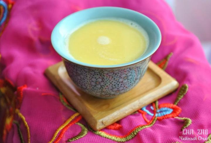 Тибет в мире, чай