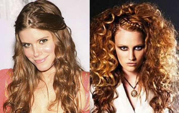 Как сделать волос кудрявым на долго