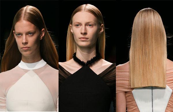 Модные стрижки на длинные волосы 2015.
