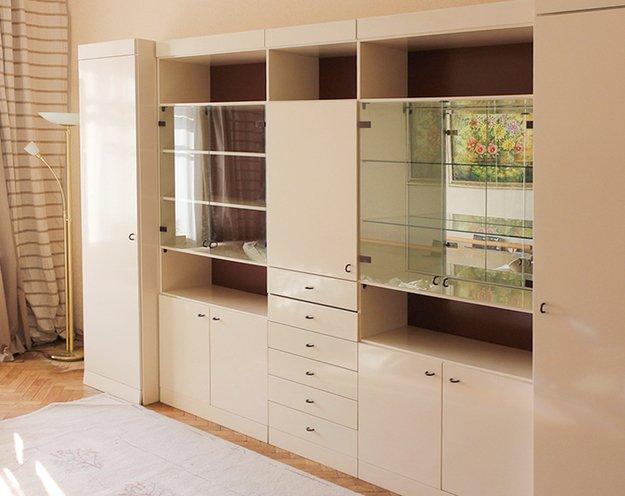 Как обновить мебельную стенку своими руками мастер класс