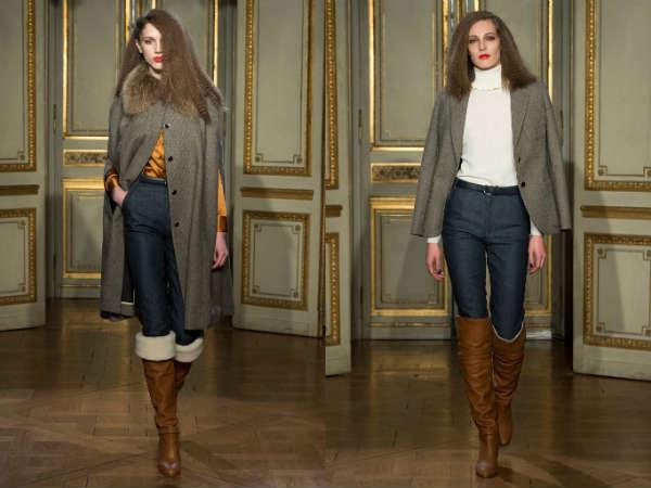 Классические джинсы осень-зима 2015-2016