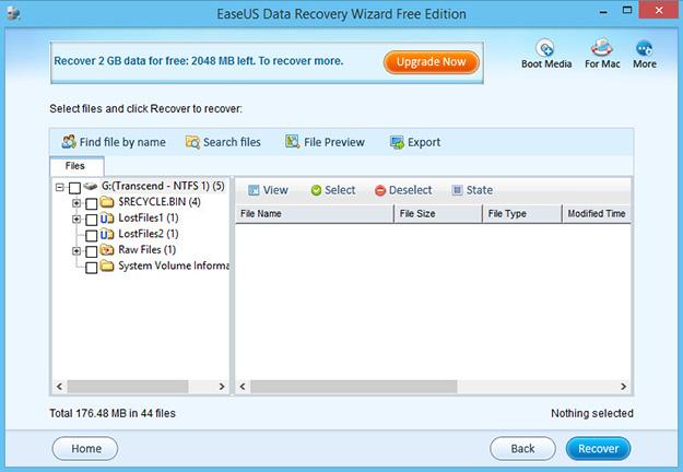 быстрое восстановление удаленных файлов - фото 6