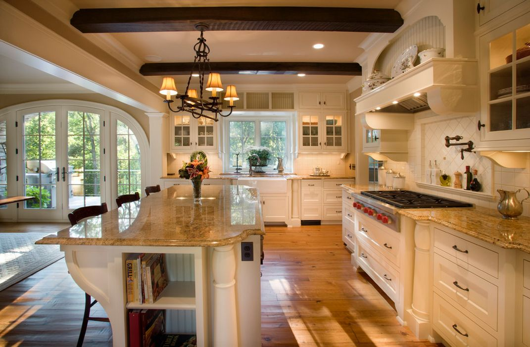 Дизайн кухни для своего дома