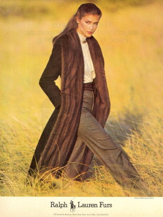 ����� �� Ralph Lauren � 80-�.|staphacharleme.
