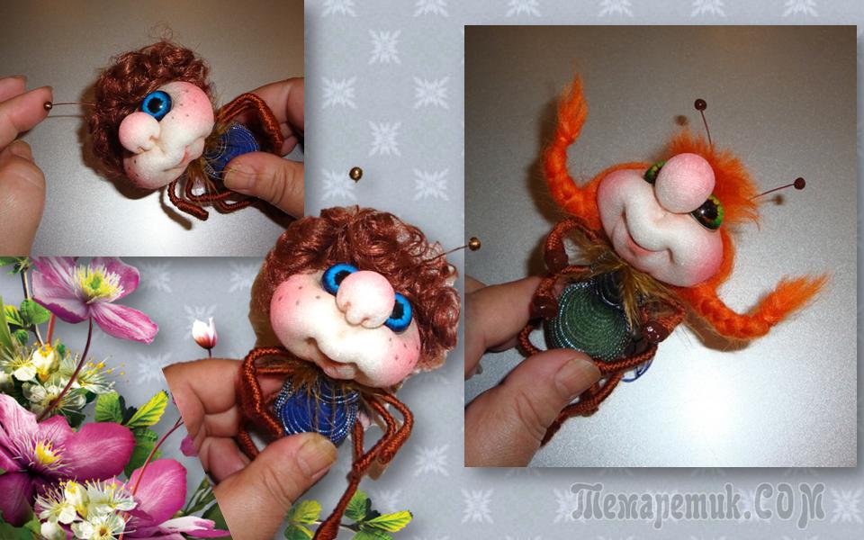 Мастер-классы от лаврентьевой по куклам из капрона