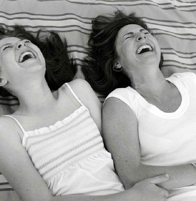 Мам и дочерей связывает особая дружба.