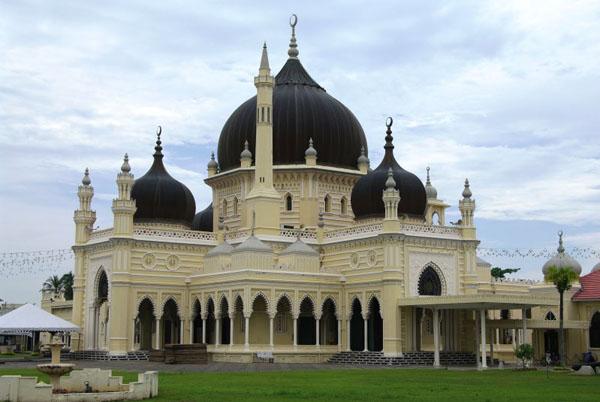 Мечеть Захир, Кедах, Малайзия