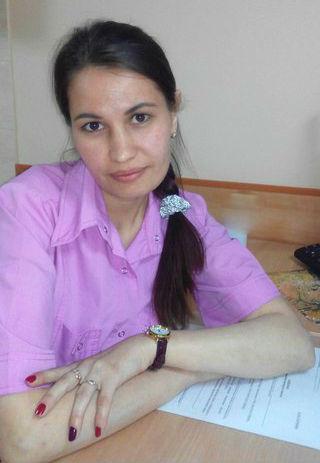 Эльмира Салимова, врач-диетолог