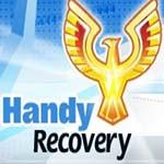 Handy Recovery - восстановить случайно удаленные данные