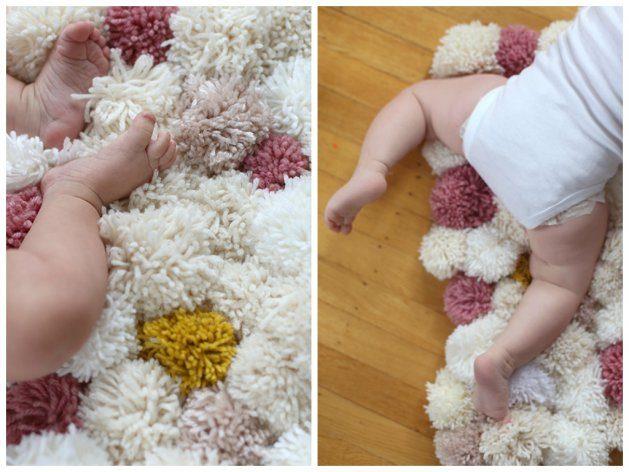 Хризантемы на полу