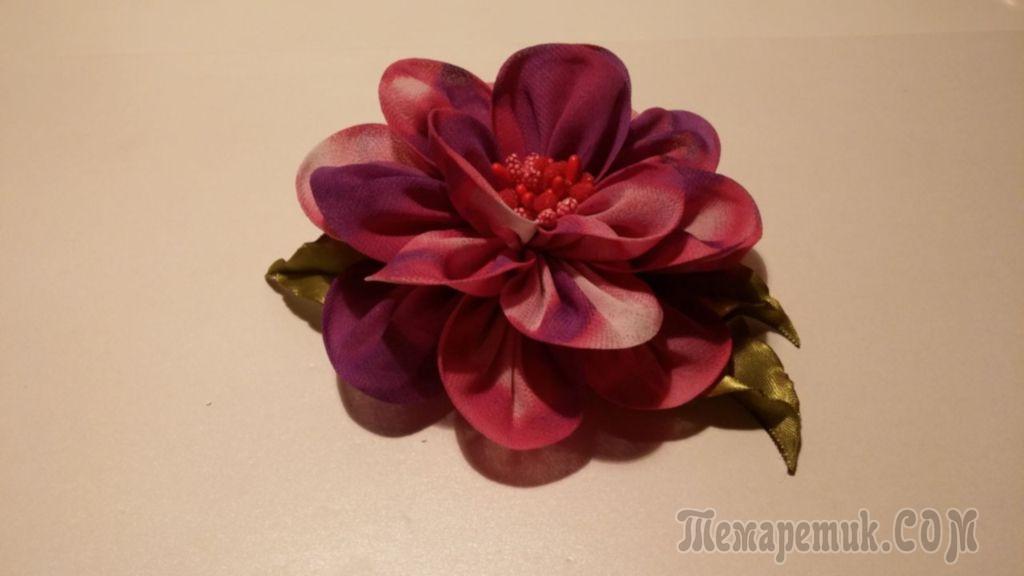 цветы из ткани Silcflowers Pinterest Silk flowers