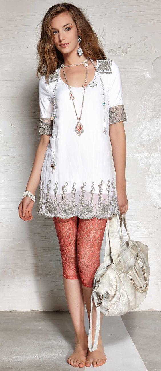 Daniela Dallavalle SS15 #leggins #collection #ss15 #elisacavaletti: