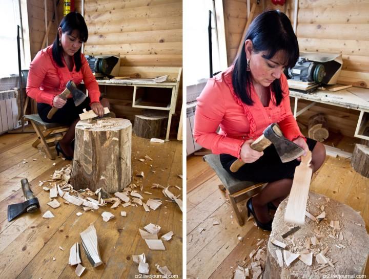 Бизнес изделия из дерева