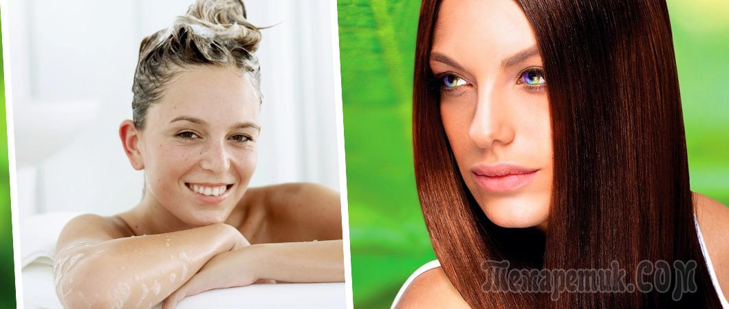Питание корней волос в домашних условиях