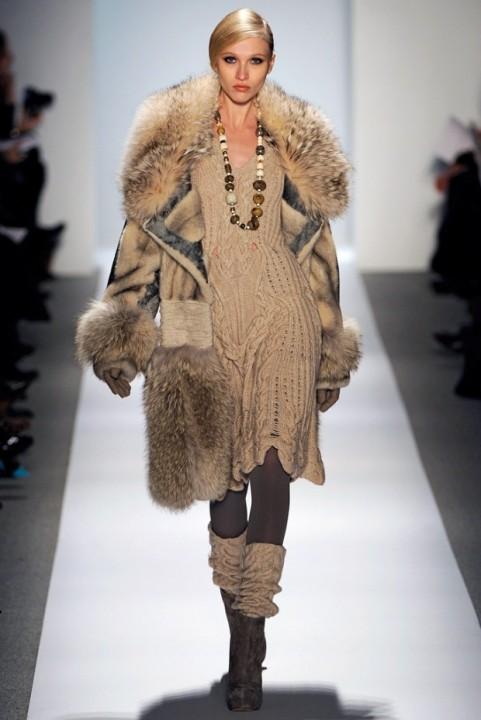 Модные Тенденции, Тренды. модные вязаные платья 2012. . Все про Одежду, Вещички
