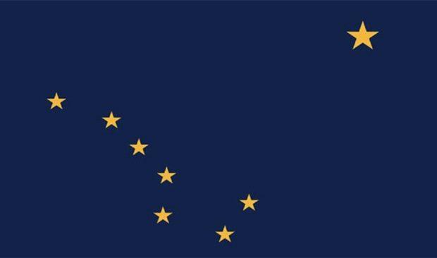 Аляскинский флаг
