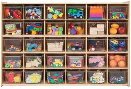 Где хранить игрушки в детской? 8 отличных идей фото 17