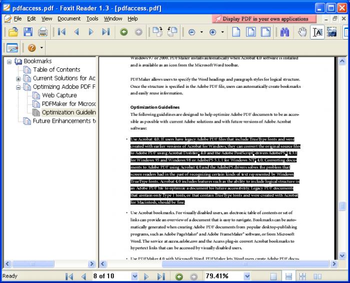 не открывается файл pdf что делать