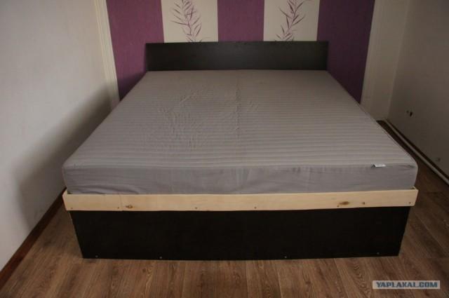 Видео кровать из дсп