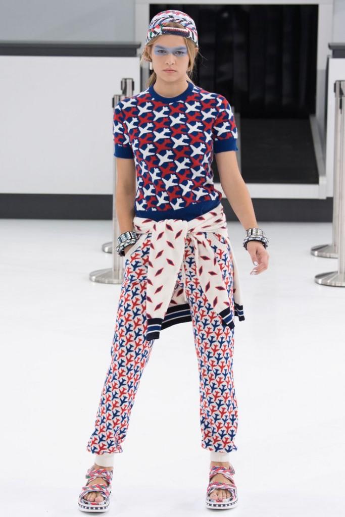 модные штаны весна-лето 2016