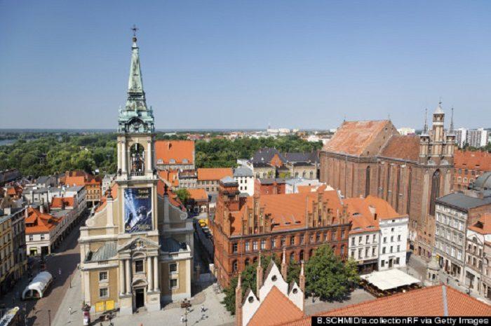 Самые очаровательные городки Европы
