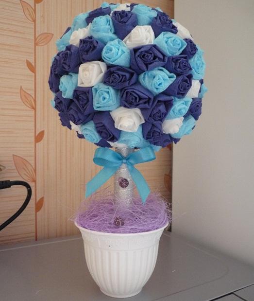 Для синей свадьбы
