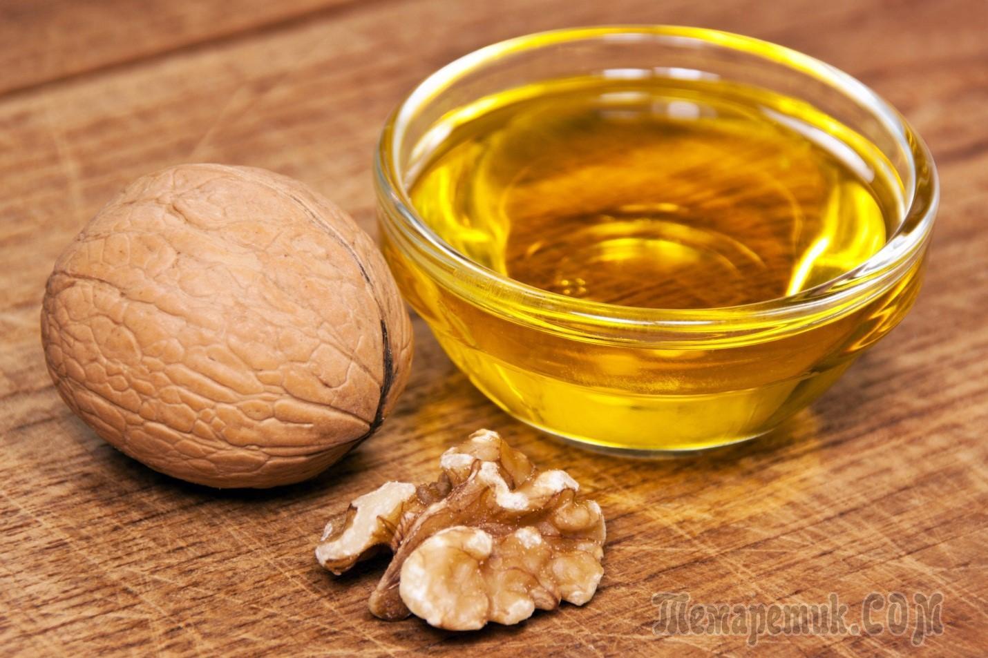 Рецепты из грецких орехов