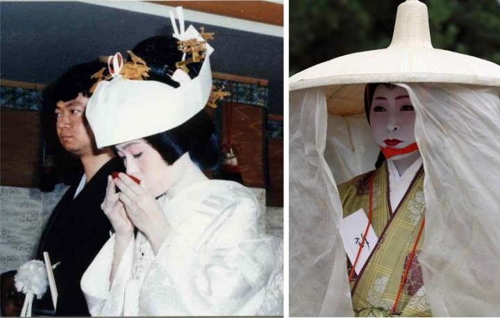 Японский головной убор
