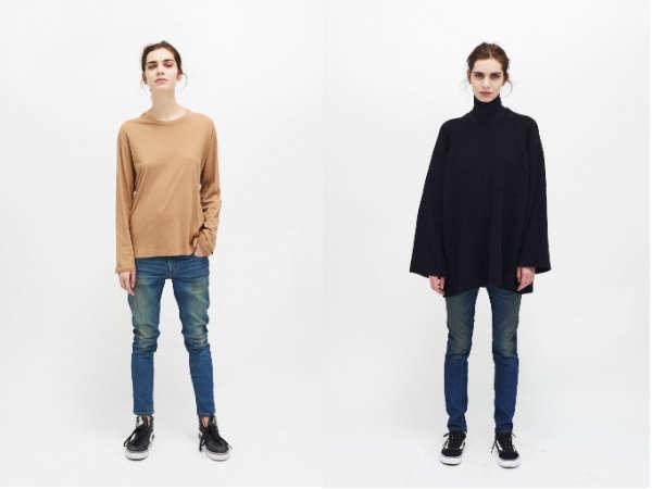 Потертые модные джинсы осень-зима 2015-2016