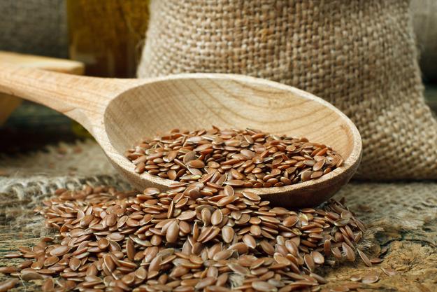 Семена льна добавлять в еду