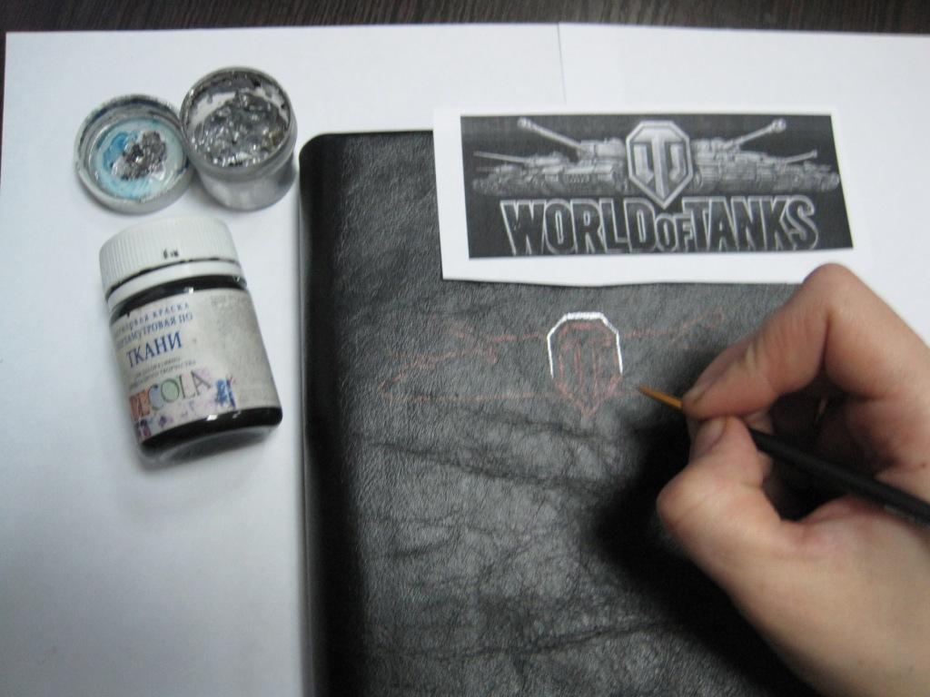 Как нанести логотип рисунок на ткань своими руками 70