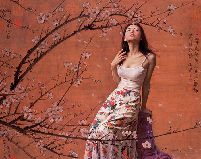 Секреты красоты китаянок 5 фотография