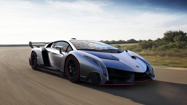 1. Lamborghini Veneno авто, факты