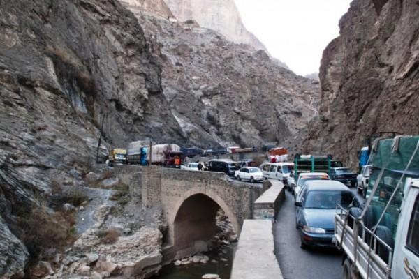 Трасса Кабул-Джелалабад