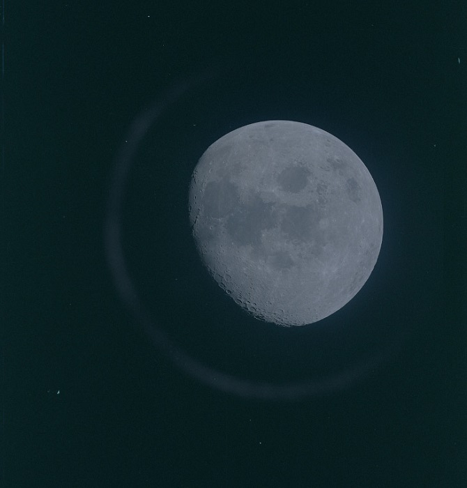 Программа Аполлон: невиданные ранее снимки