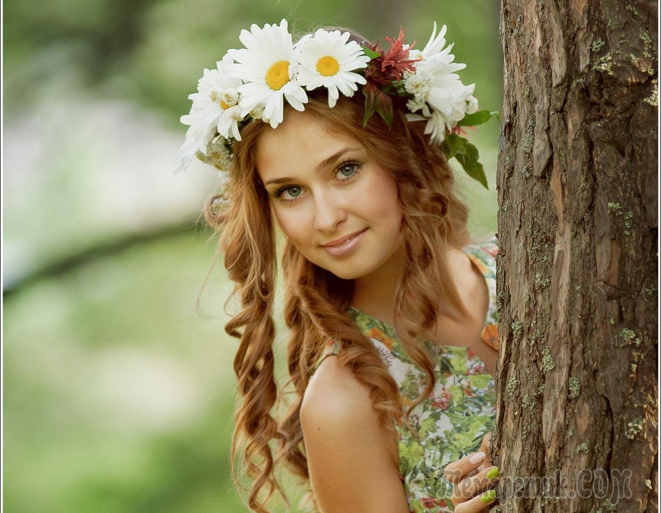 Фота русских девушек 26 фотография
