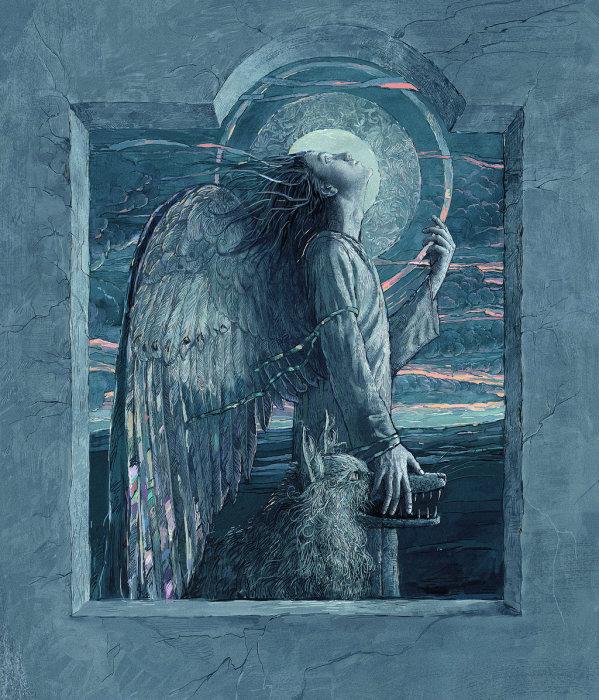 Ангел. Автор: Андрей Ферез.